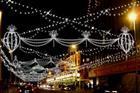 Blackpool lights