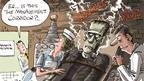 End Game cartoon 22 August