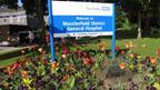 Macclesfield district general hospital