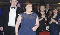 Kate Grainger at HSJ Awards
