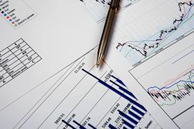 Financial spreadsheets