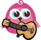 Bird ukulele