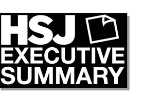 Executive summary logo