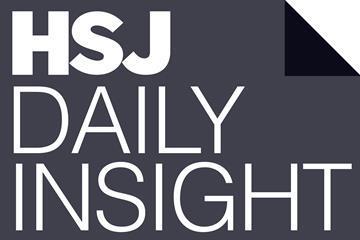 Hsj daily insight logo
