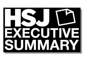 Executive summary logo