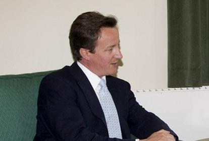 Welsh leader calls for Cameron 'humility'