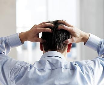 Rise in number of hospital admissions for stress